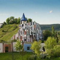 👨🎨 Artista, humanista y ecologista, Friedensreich Hundertwasser