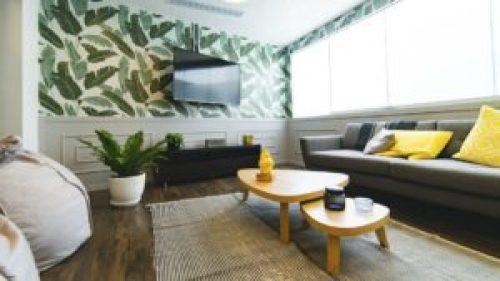 simple dark sofa ideas