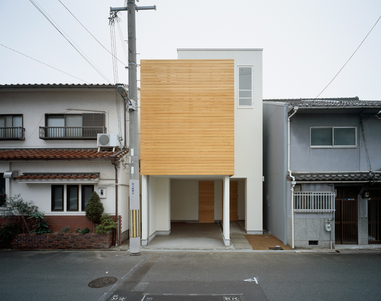 Simple Clean and Minimalist design Of House