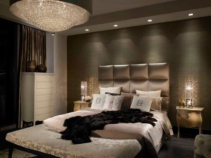 luxury beds decoration