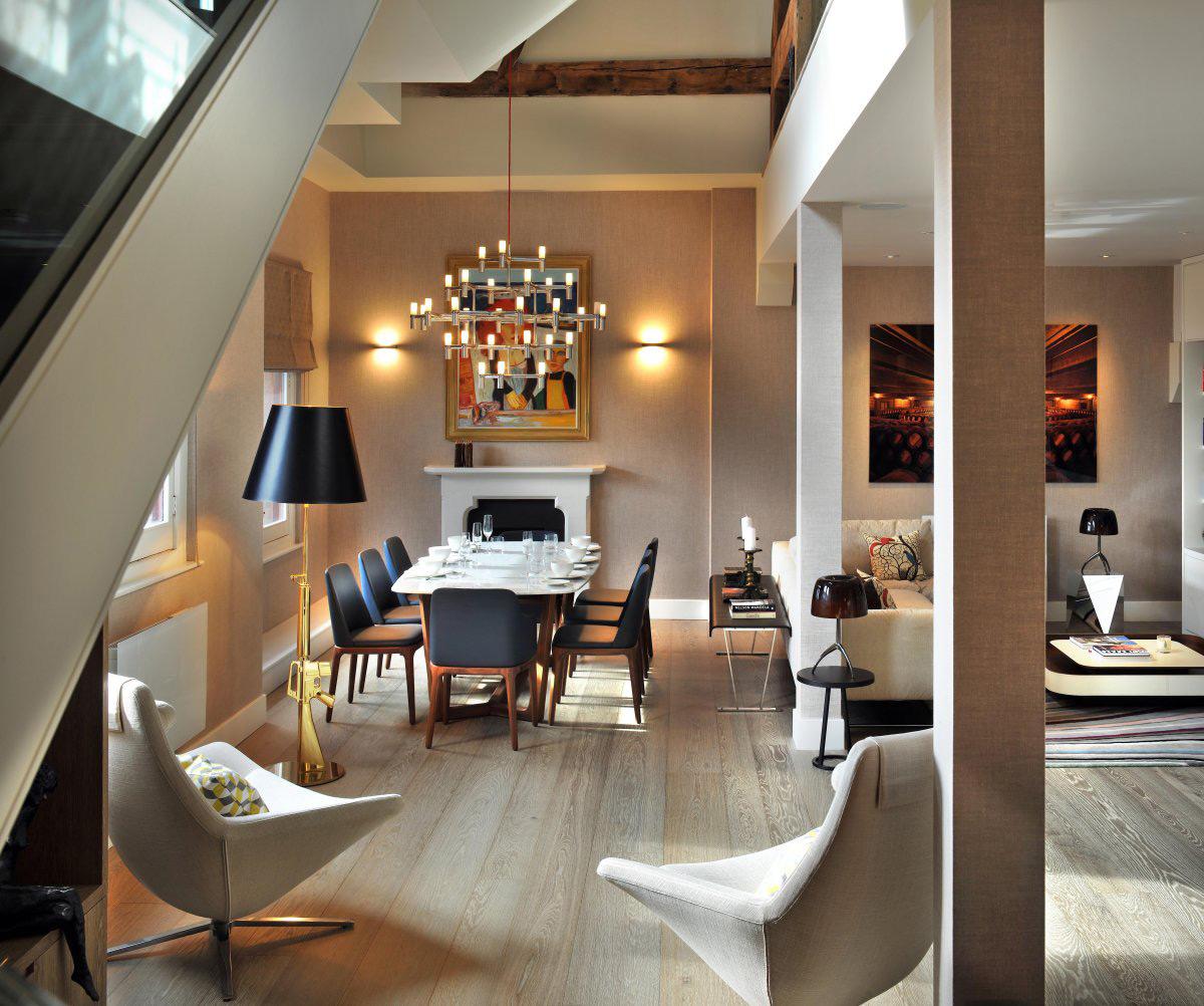 open space building design apartment concepts