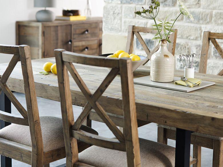 refurbished dining room