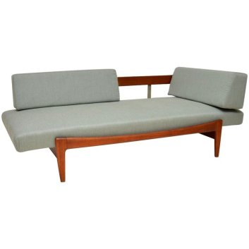 wooden style daybed sofa