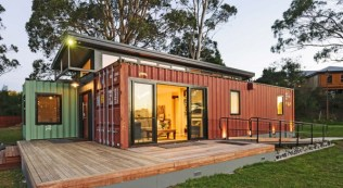 Urban Container House
