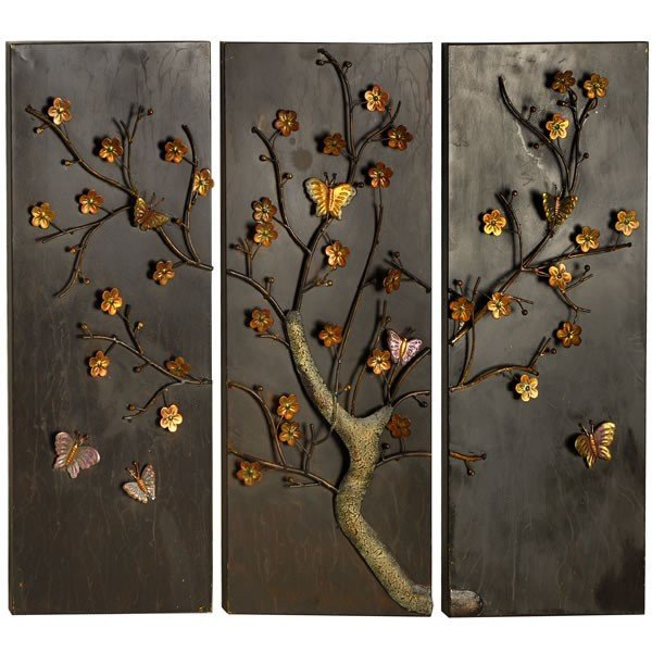 Wall Art Ideas Tree Design