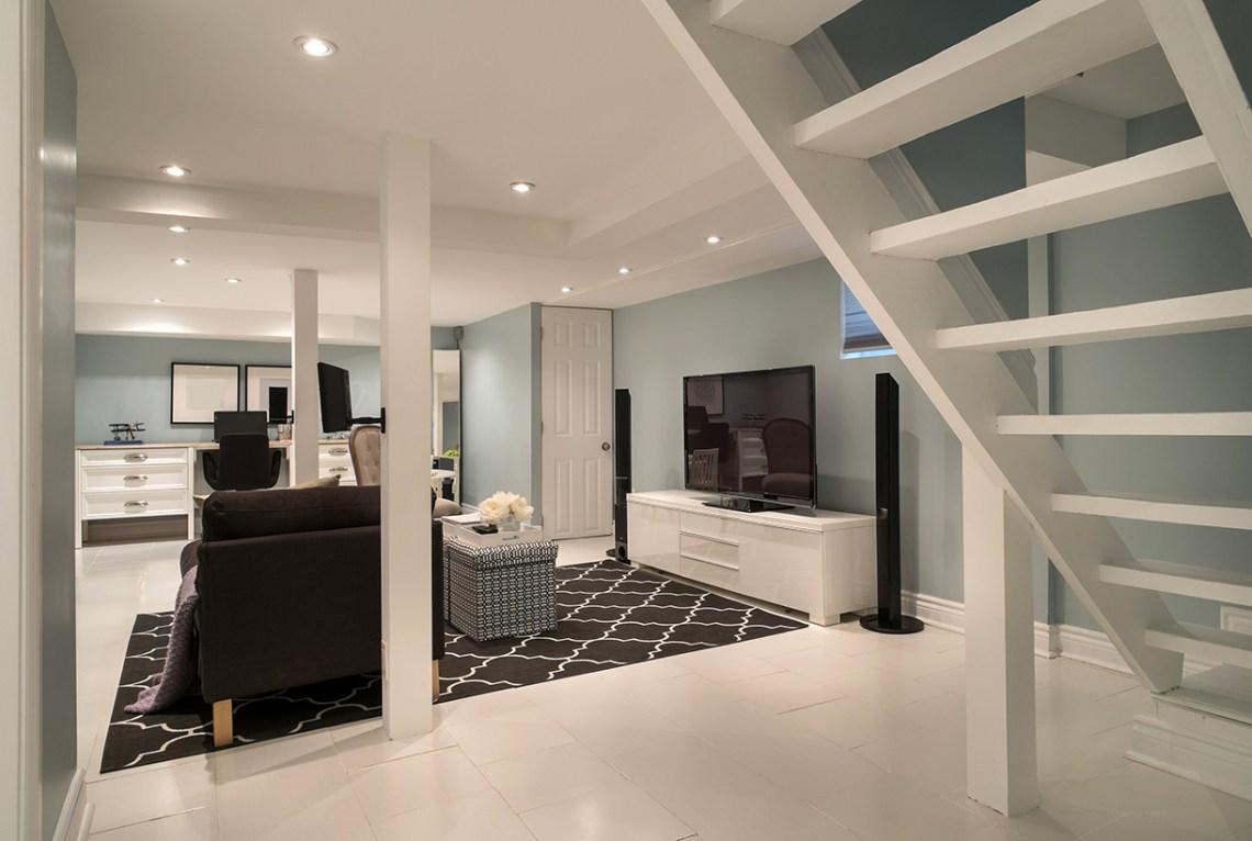 cozy place underground room