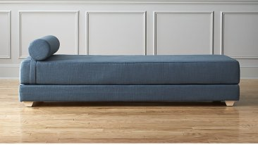daybed sofa in blue color modern sofa
