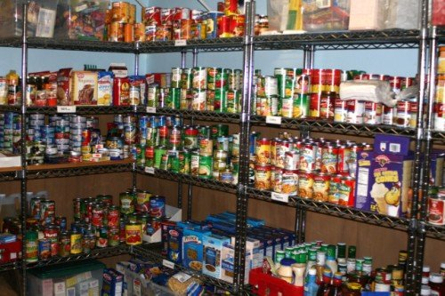 food availability for disaster possibility