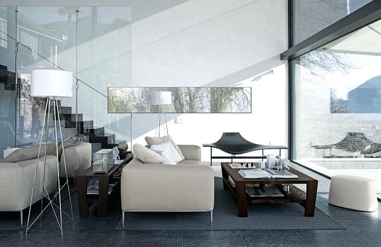 modern standing house
