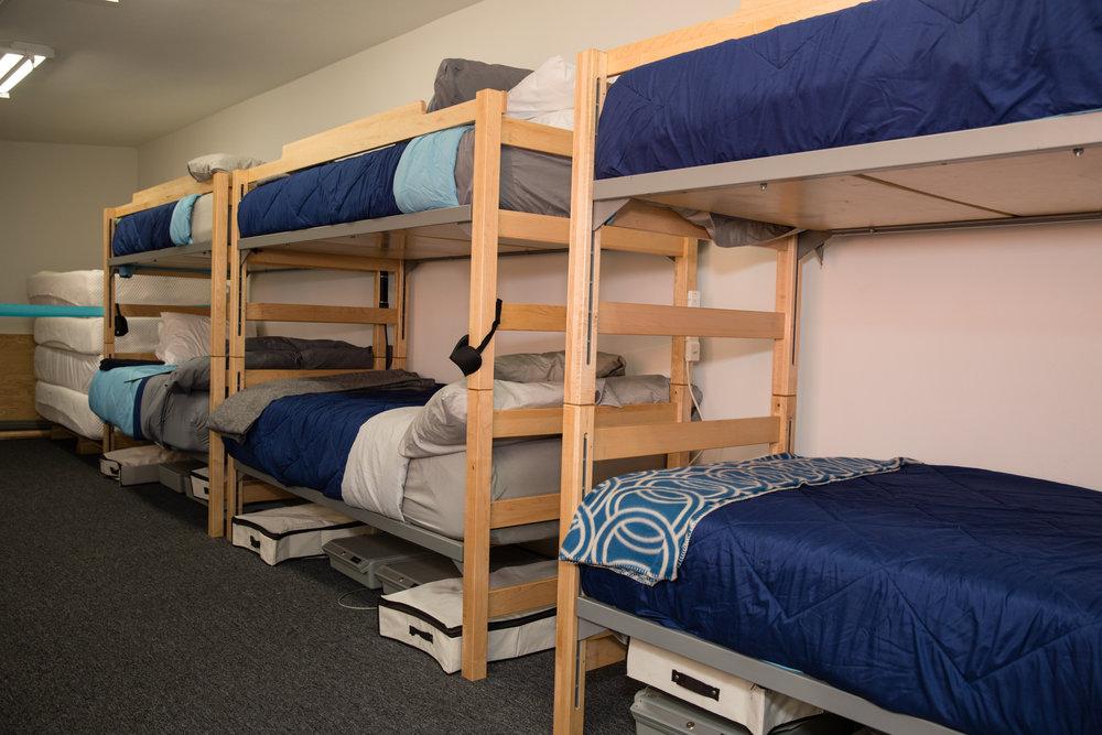 shelter bed inspiration