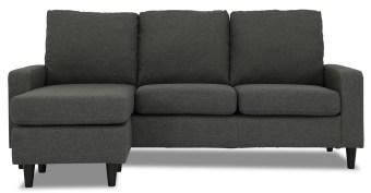 sofa bed mattress and dark color