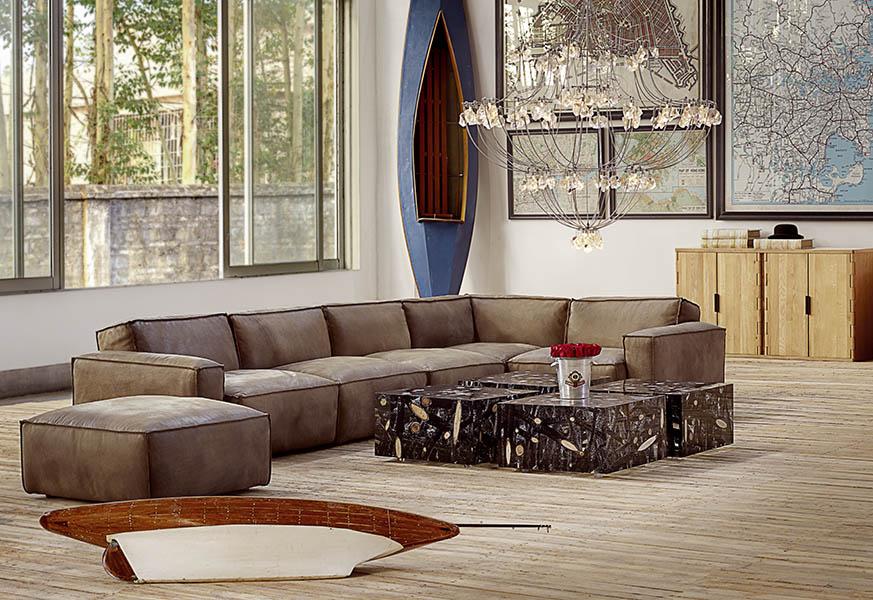 Designer Sofa To Bring Longevity