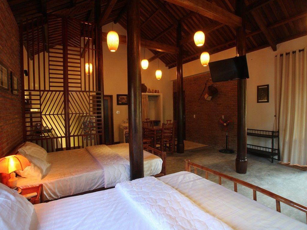 bedroom design wooden house ideas