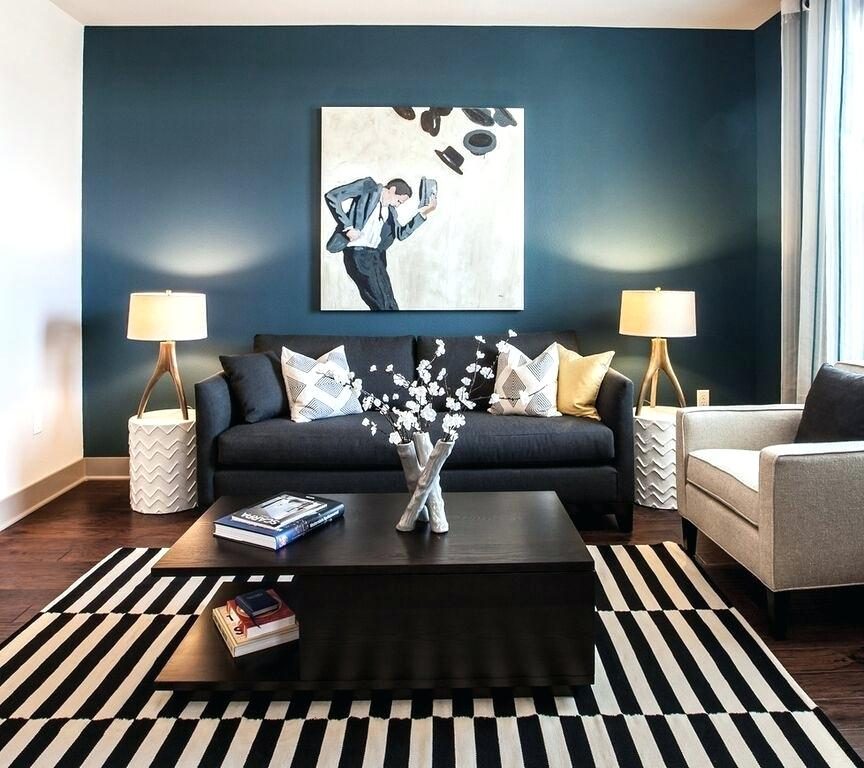 black and white design living room ideas