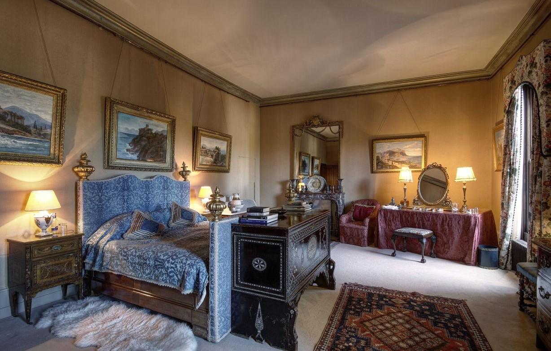 casle bedroom decoration