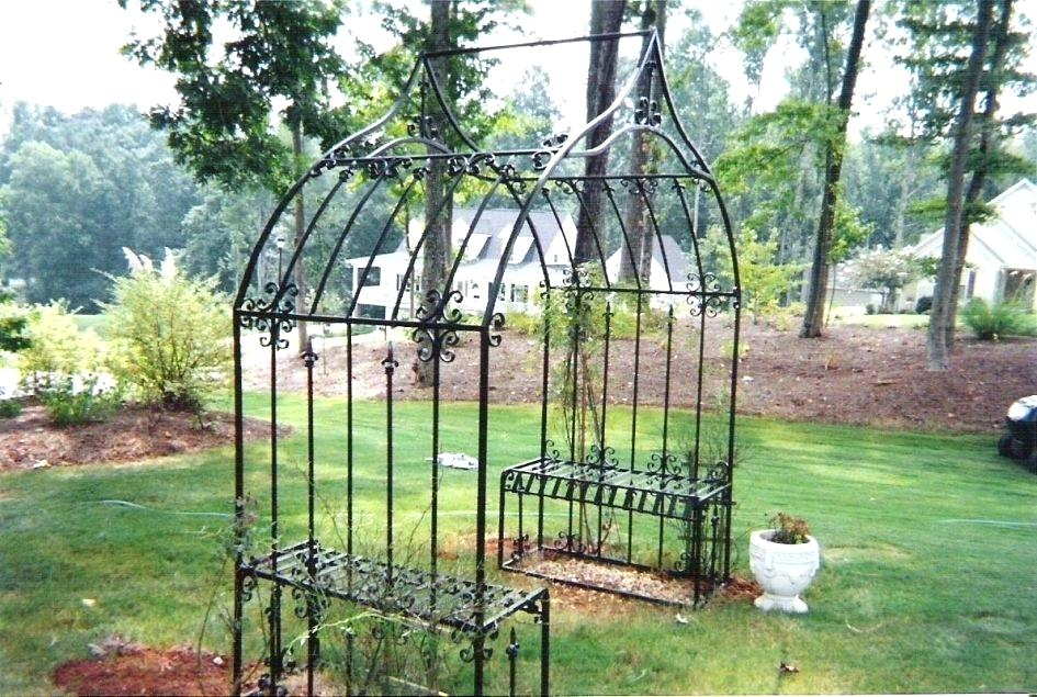 garden arches inspiration for patio