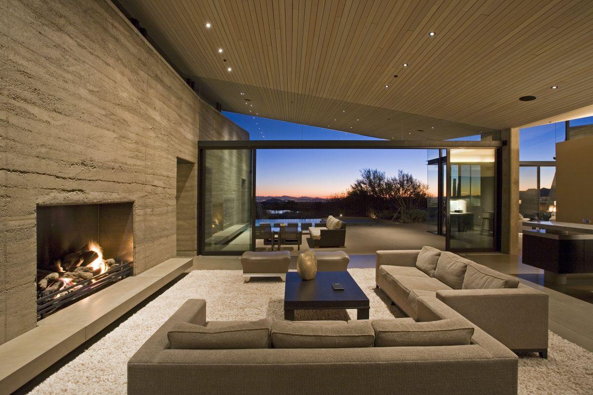 interior design of luxury homes
