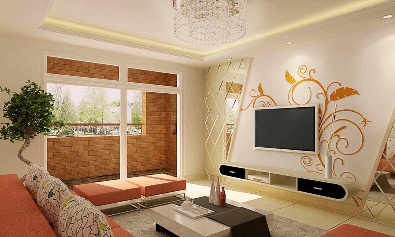 living room design wall art