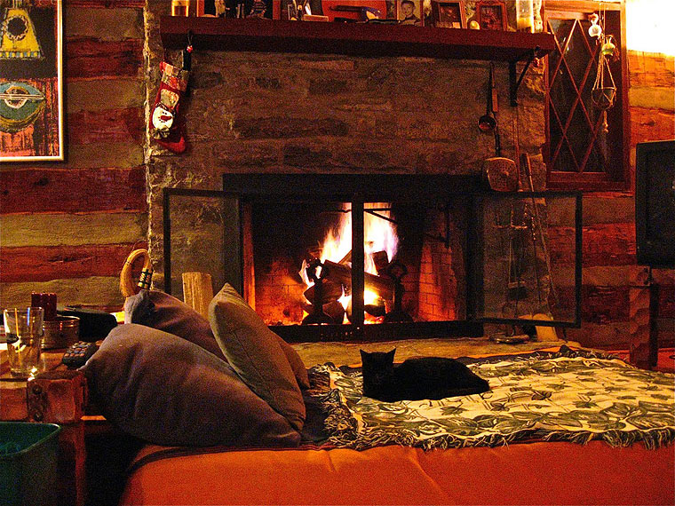 living room heating tips