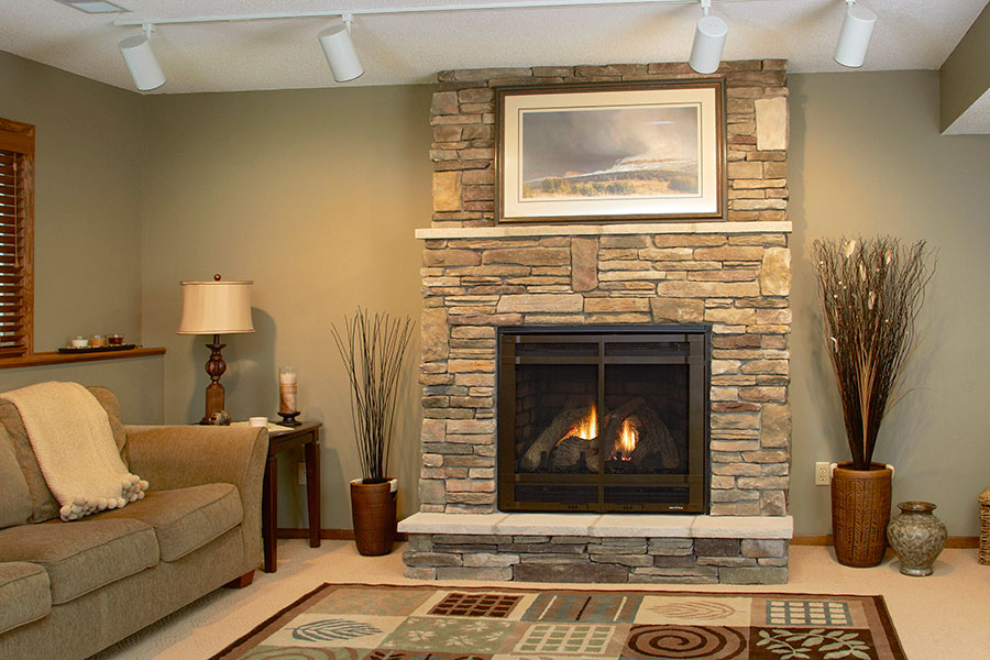 modern fireplace ideas for living room