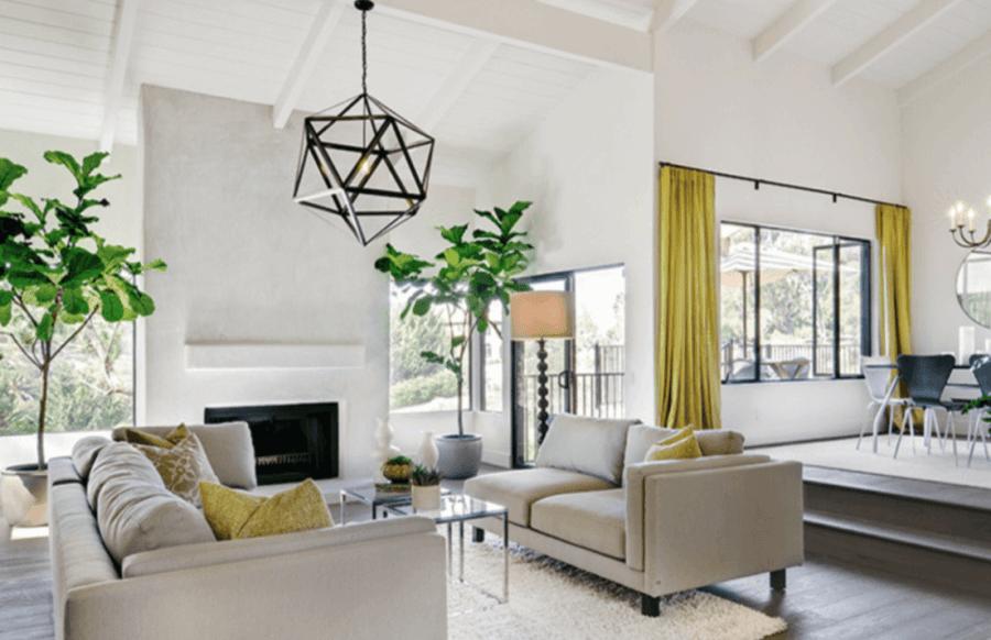 modern minimalist fixture lighting design