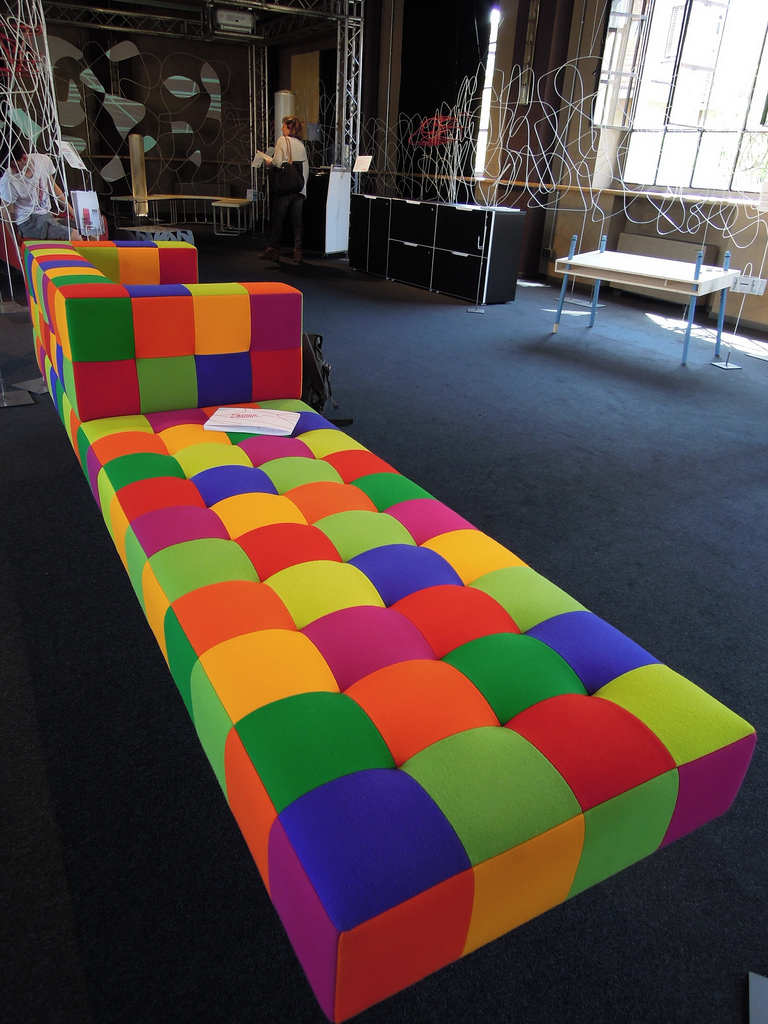 multicolor sofa ideas