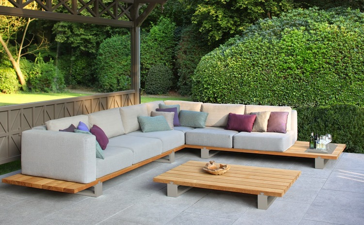 outdoor lounge ideas