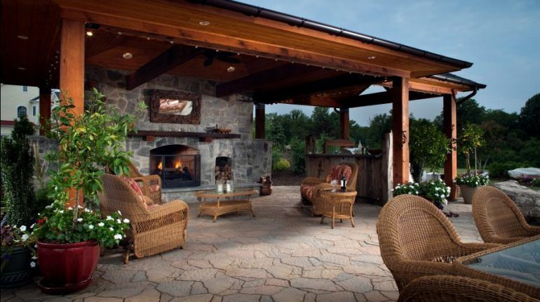 outdoor patios ideas