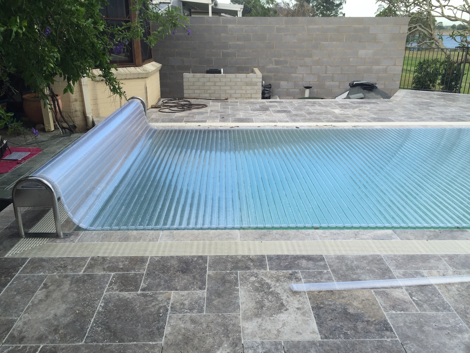 pool covers design