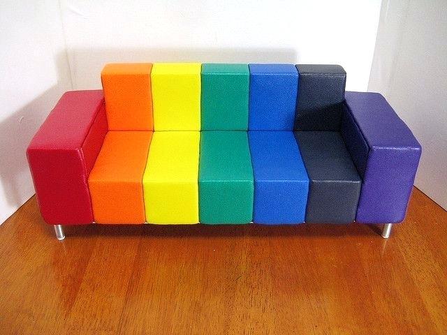rainbow sofa bed vinyl sofa ideas