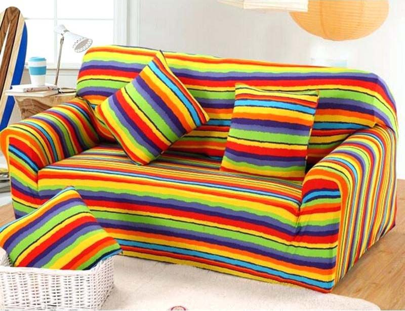 rainbow sofa bed