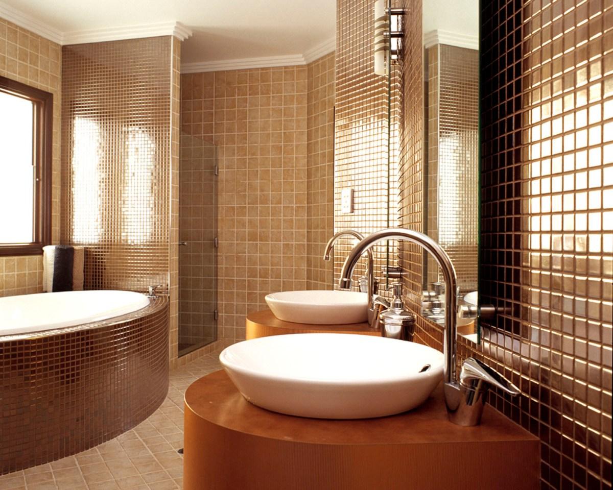 small bathroom decoration designs