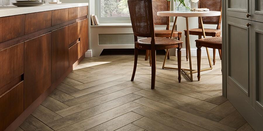 Kitchen Floor Tile Plan