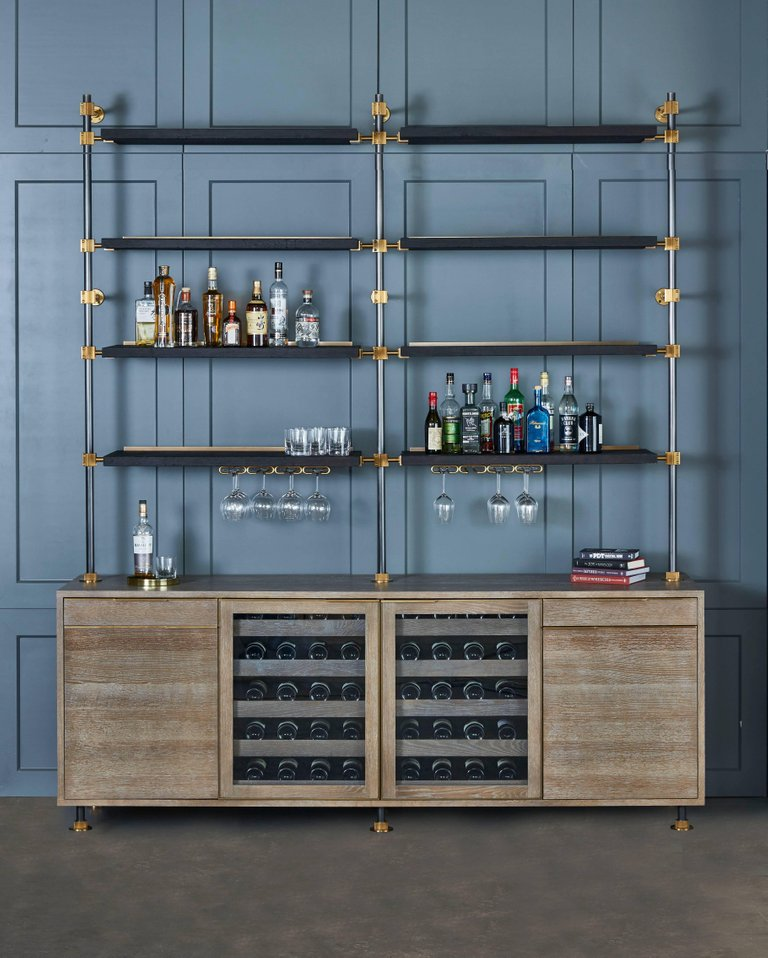 bar unit furniture ideas