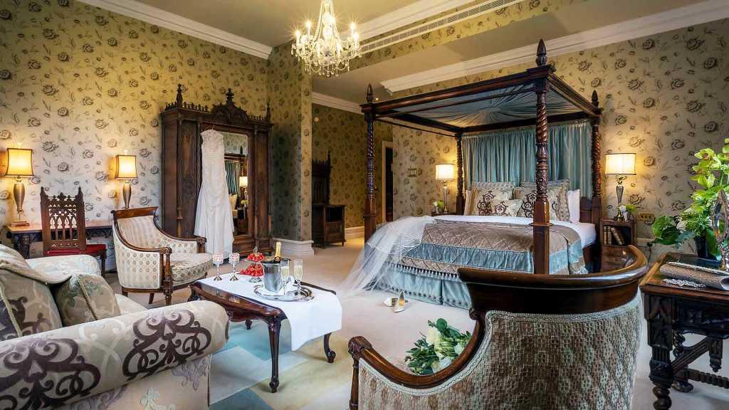 castle bedroom ideas