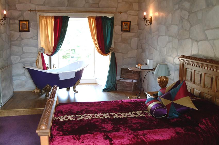 castle room ideas