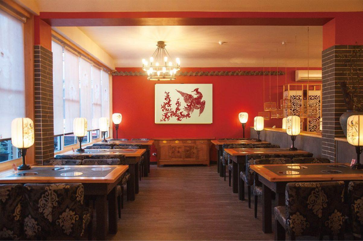 chinese kitchen lighting ideas
