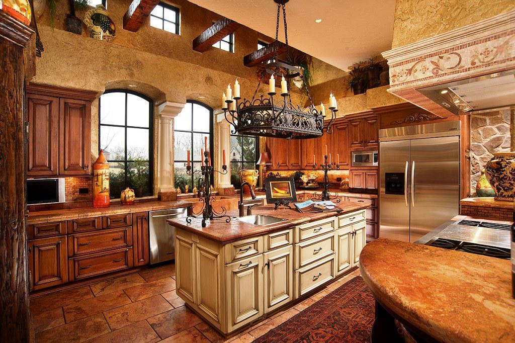 countertops kitchen design ideas