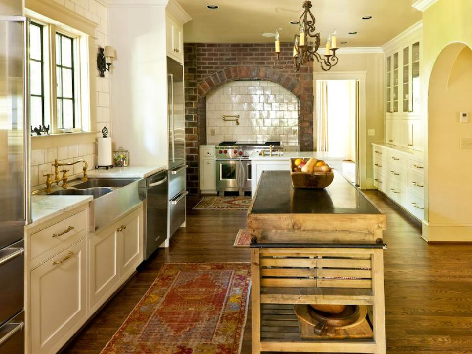 cozy country kitchen designs