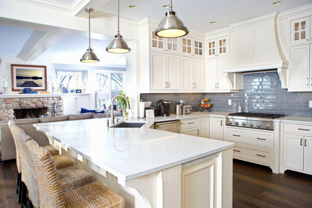 gallery kitchen floor plans