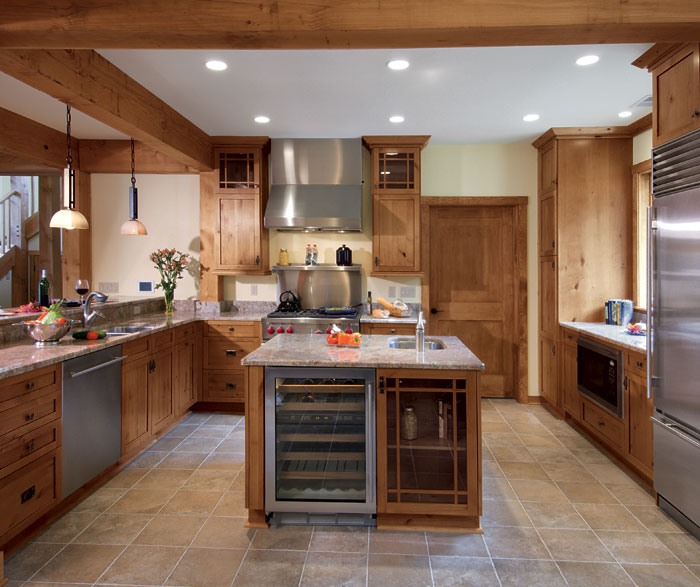 kitchen layouts dimensions