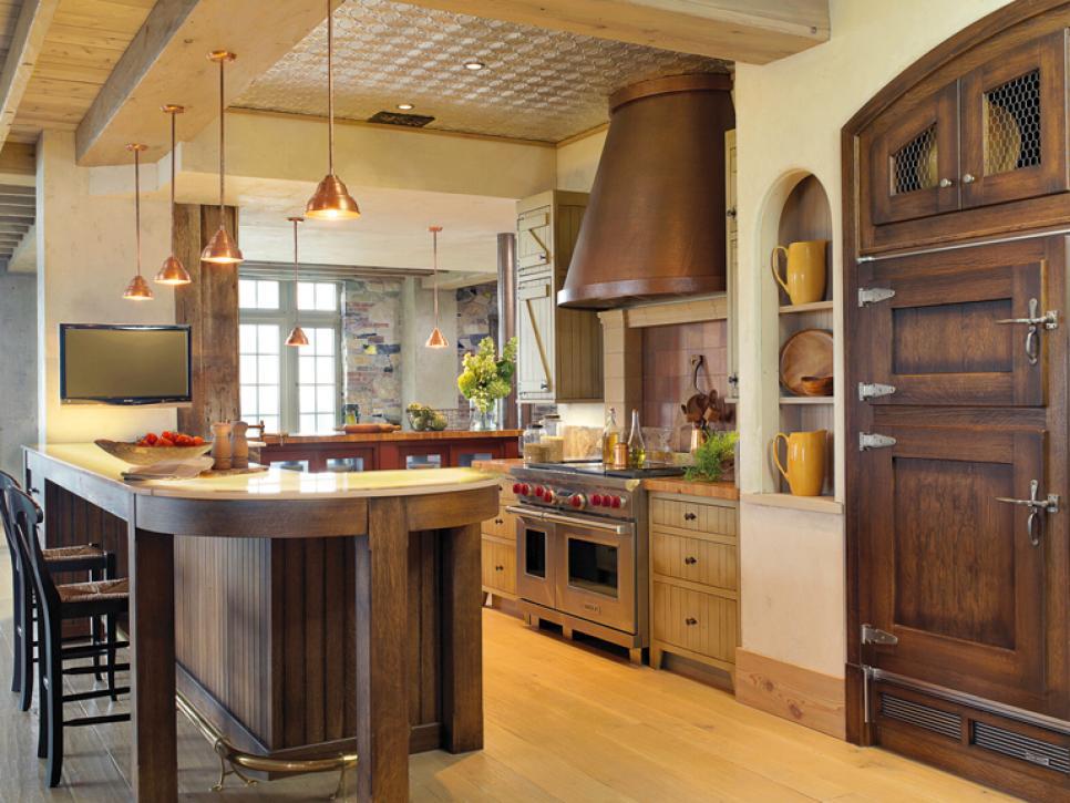 rustic elegance kitchen design ideas