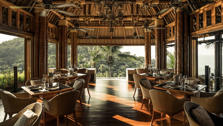 thai restaurant furniture inspiration