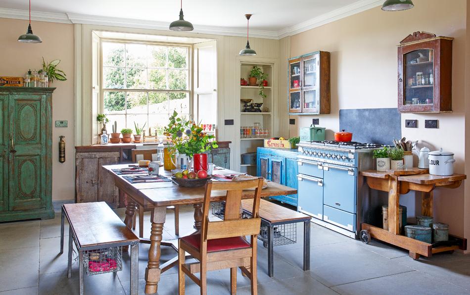 vintage kitchen ideas