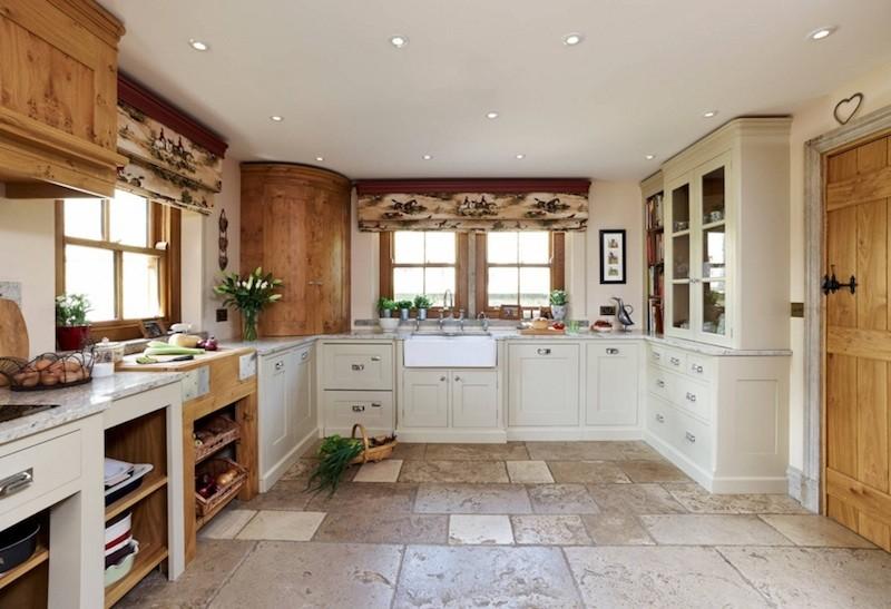 country cabinet kitchen design