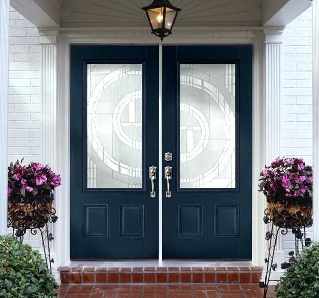 fiber door design ideas