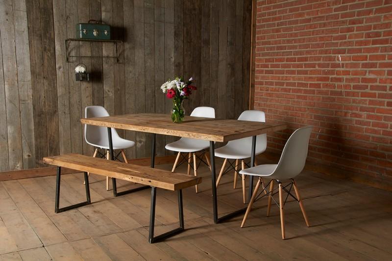 minimalist dining table sets