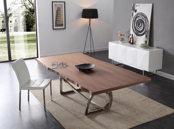 rustic modern design table sets