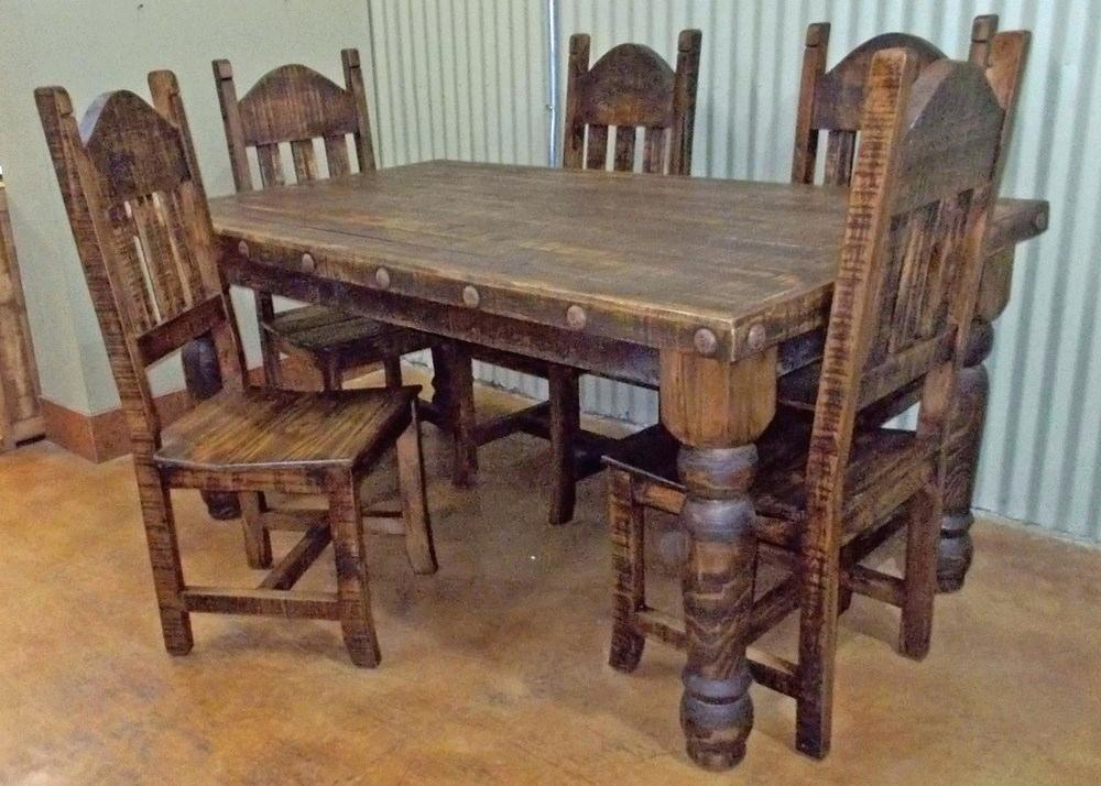 classic and rustic design furniture sets