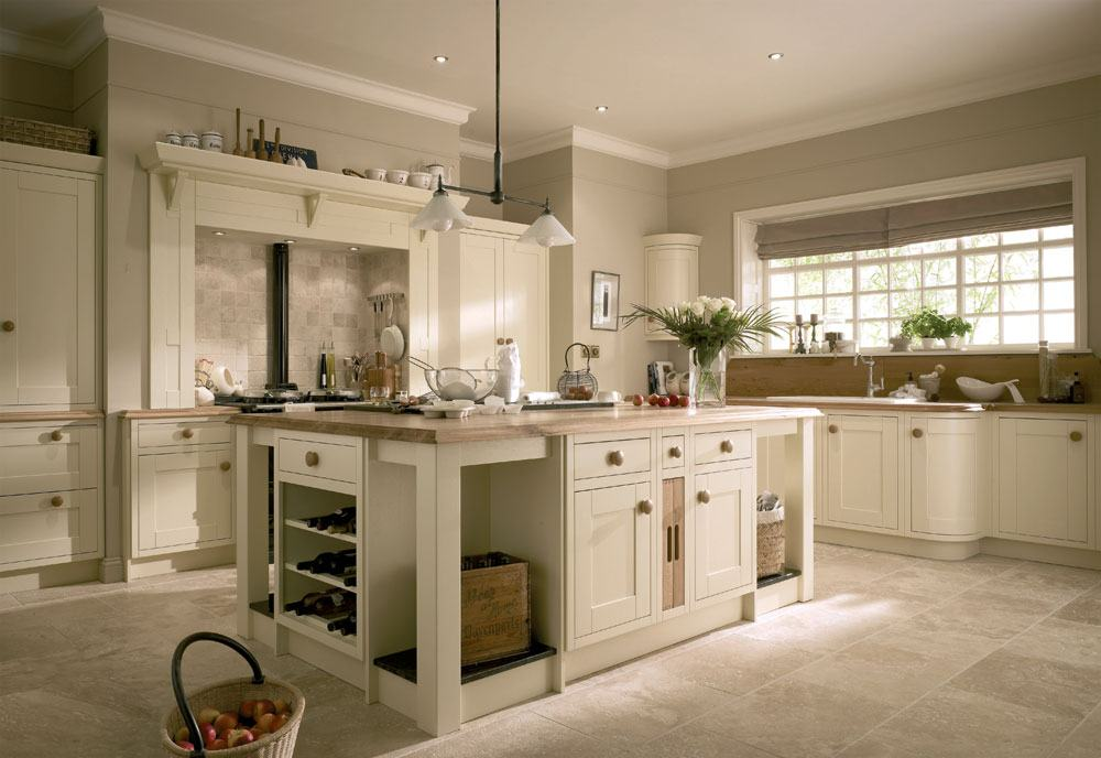 traditional concept kitchen